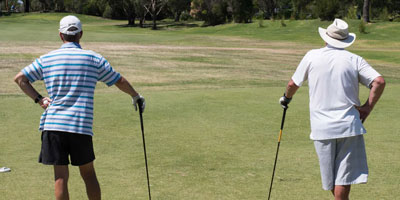 Golf Strategic Review