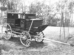 History of Croydon Coach photograph