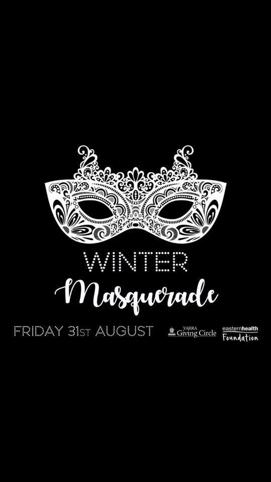 e8c529914913 A Winter Masquerade - Maroondah City Council