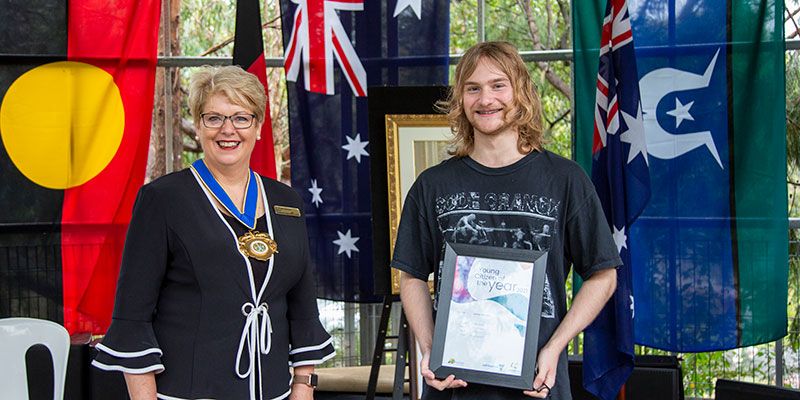 Young Citizen of the Year - Lachlan Kennedy