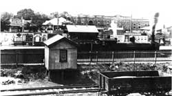 History of Ringwood Railway photograph